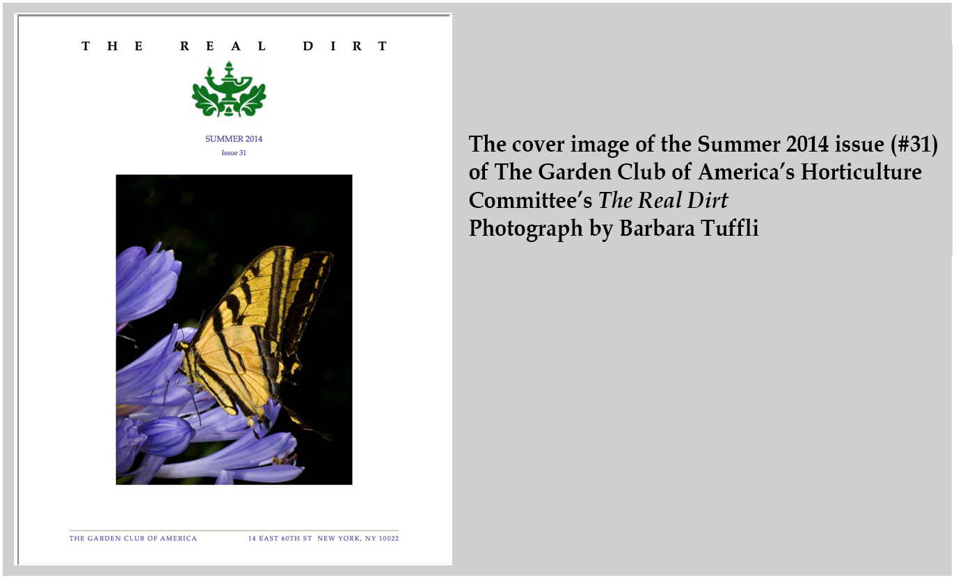 Cover Image The Real Dirt Summer 2014